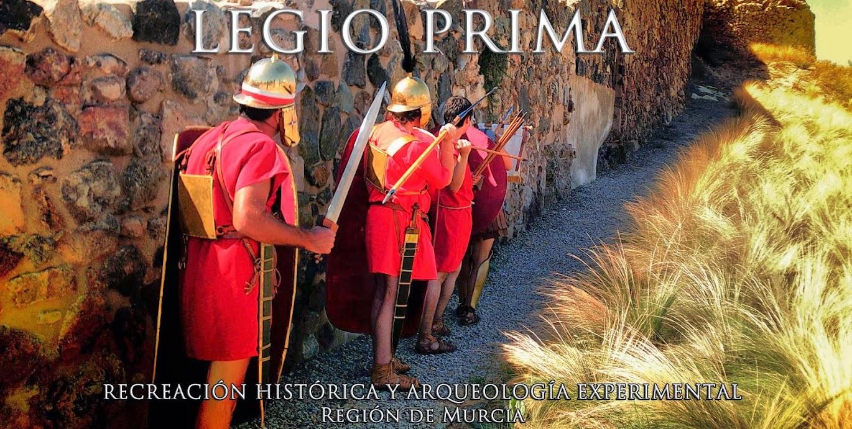 LEGIO-PRIMA