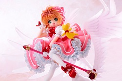 CARDCAPTOR SAKURA SAK KINOM ARTFXJ STATUE