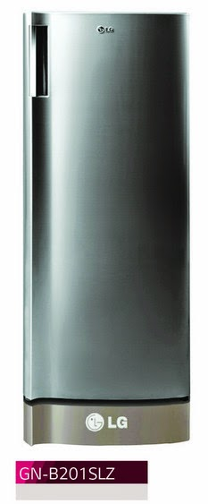 LG Brownout Proof Refrigerator, LG EverCool Ref, LG Refrigerator