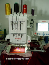Mesin Janome MB-4