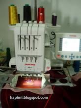 Mesin Janome MB-4