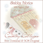 SAL SHABBY FABRICS COUNTRY COTTAGES