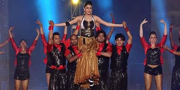 Anushka's Performance in IPL 2015