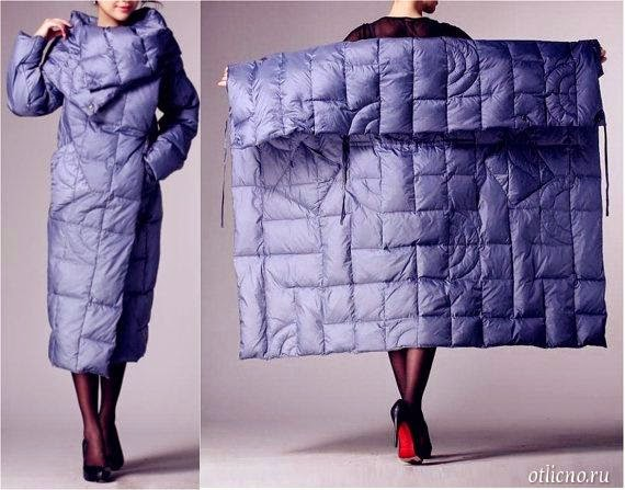 Patrones para hacer abrigo mujer