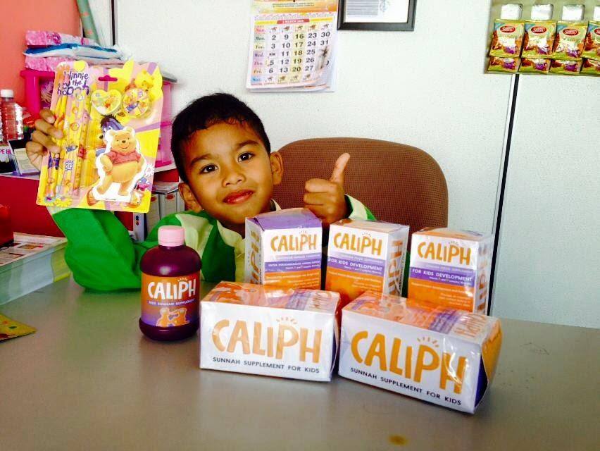 Caliph - Suplement Sunnah Untuk Kanak-kanak