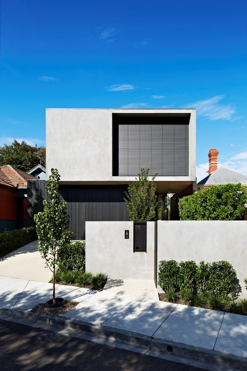 world of architecture  contemporary house by agushi and