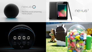 Nexus 7 nexus q jelly bean anuncios de Google
