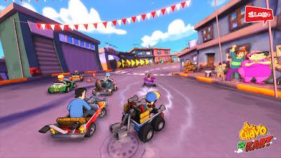 Juego el Chavo Kart