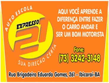 AUTO ESCOLA EXPRESSO 21
