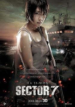 Xem Phim Quái Vật Dàn Khoan - Sector 7