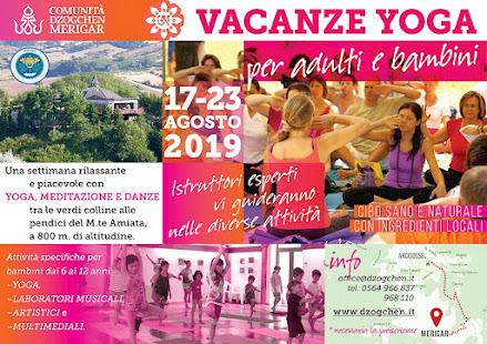 Vacanze Yoga per adulti e bambini in Toscana