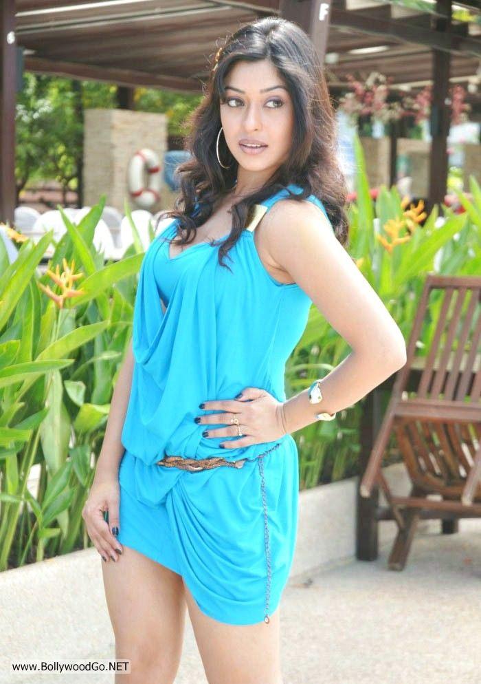 , Payal Ghosh Bluedress Hot Pics