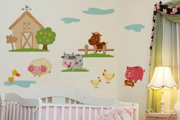 As Ideias da Mila Ideias para decorar o quarto do bebê DIY