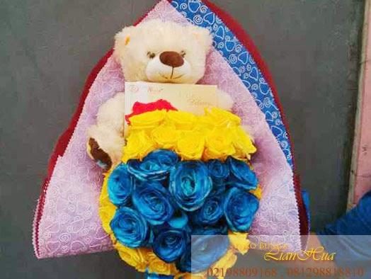 bunga ucapan permintaan maaf kepada pacar