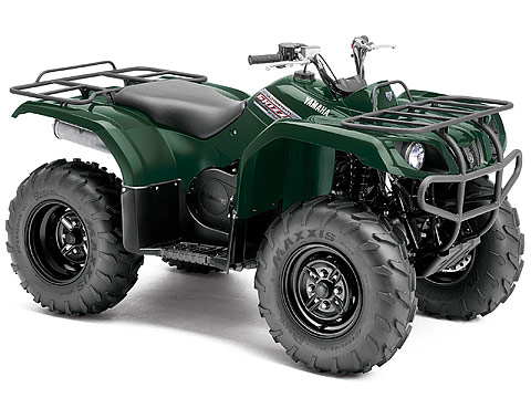 2013 Grizzly 350 Auto 4x4 Yamaha pictures. 480x360 pixels