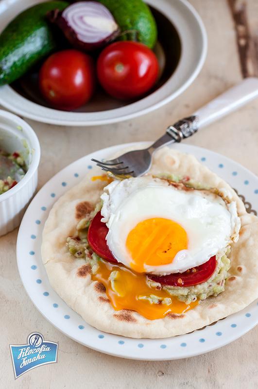 Przepis na śniadanie z awokado