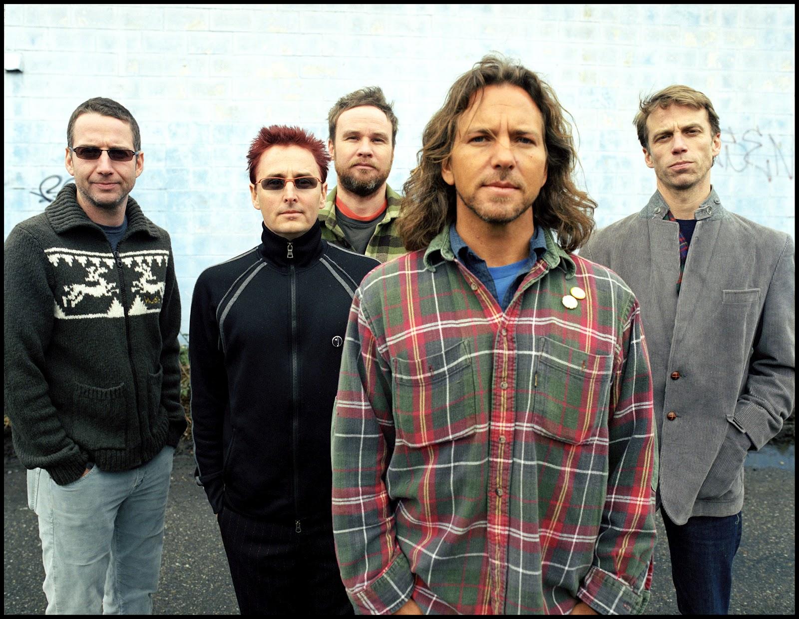Debie Hive Summer School Of Rock Pearl Jam