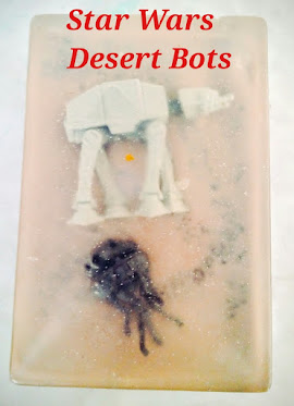 STAR WARS DESERT ROBOTS