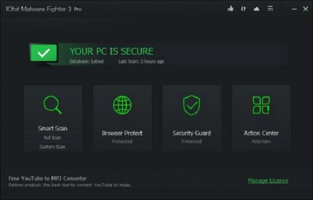 Download Iobit Malware Fighter Pro 4 Full License Key Terbaru