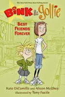 bookcover of BEST FRIENDS FOREVER (Bink & Gollie #3) by Kate DiCamillo and Alison McGhee
