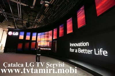 Çatalca LG TV Servisi
