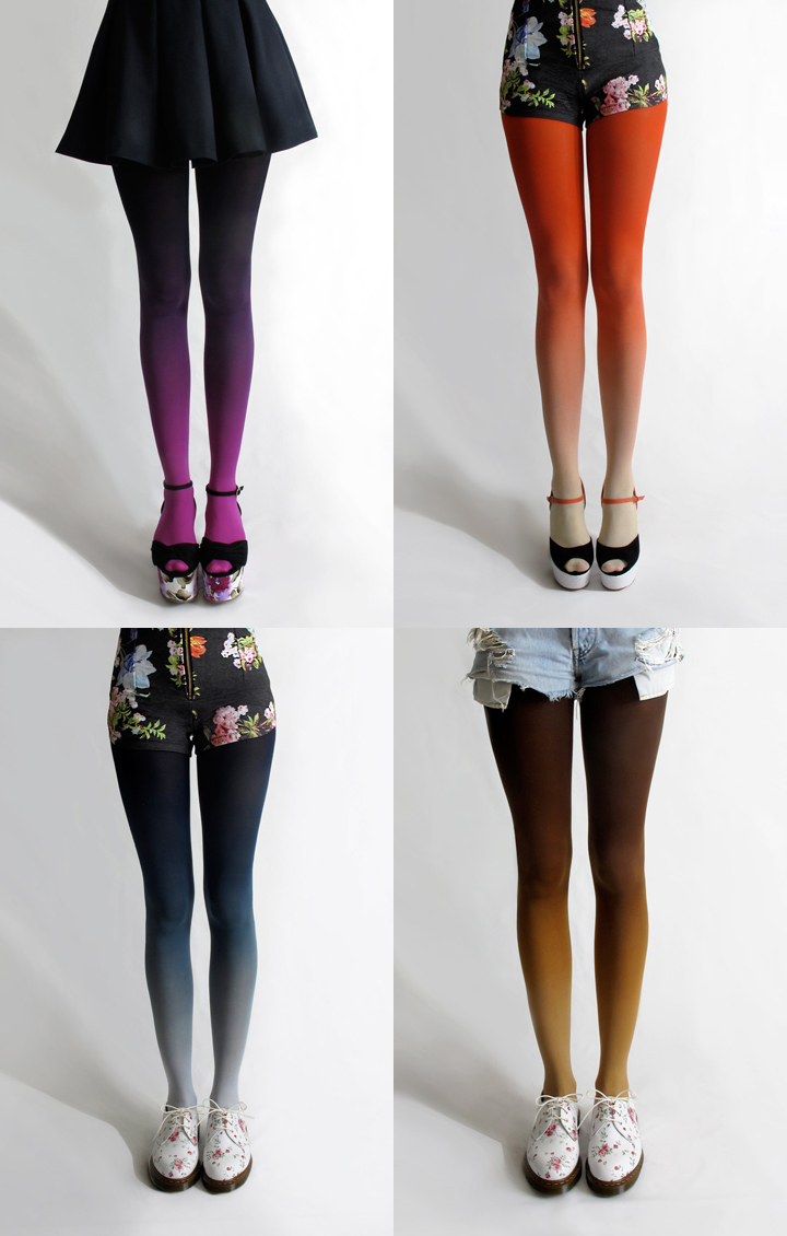 Style and soul budget fashion do it yourself ombre tights not knowing where to buy ombre tights in the philippines i searched the ever reliable google for shops carrying these products and found bzr shop in etsy solutioingenieria Gallery