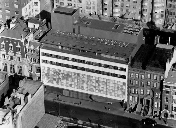 Le MoMA en 1939