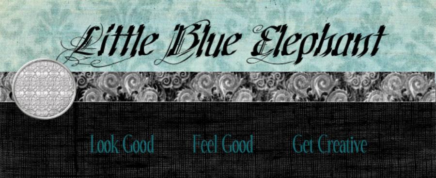 'Lil Blue Elephant