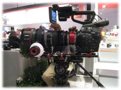 Canon C300 CES 2012
