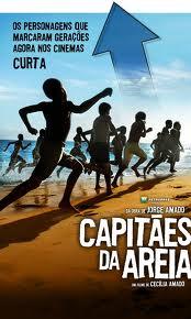 Filme Capitães da Areia