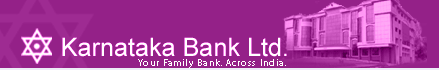 Karnataka Bank Clerk Recruitment 2014 Notification
