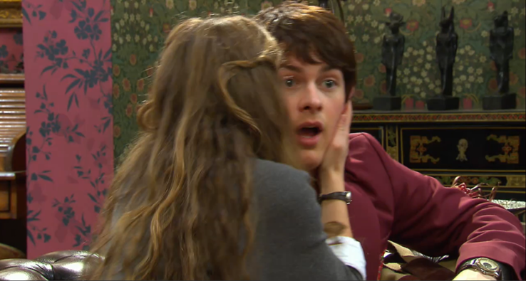House Of Anubis Jerome Clark