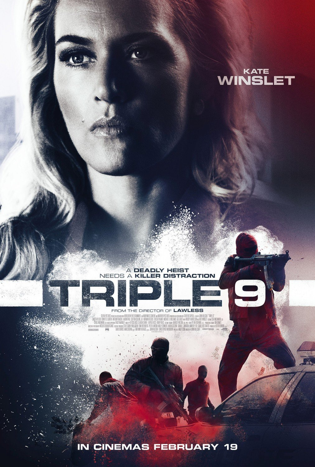 Movie Triple 9 2016