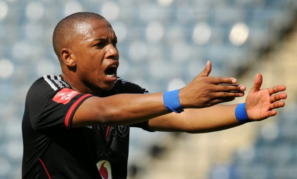 Possible replacement for Andile Jali at Orlando Pirates ...