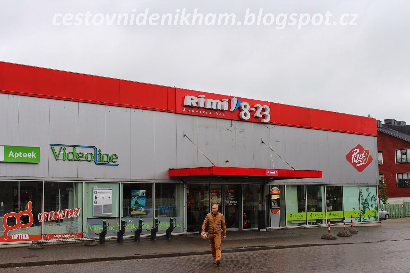 grocery shop Rimi