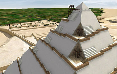 Pyramid ramps