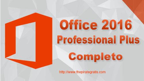 Download Office 2016 (32/64 Bits) Completo PT-BR via Torrent