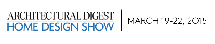 """ifda selects"""" judges' nominees for architectural digest show 2015"""