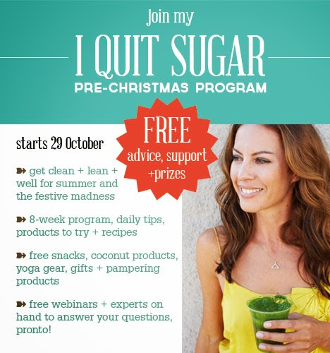 I'm Quitting Sugar-- You Can Too!