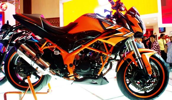 Kumpulan Foto dan Gambar Modifikasi Keren Honda CB 150R Streetfire