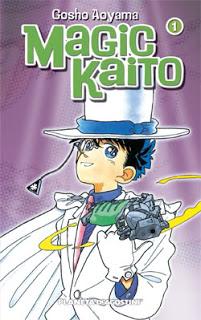 Siêu Trôm Kid 1412 - Magic Kaitou Kido - Kaito Kid