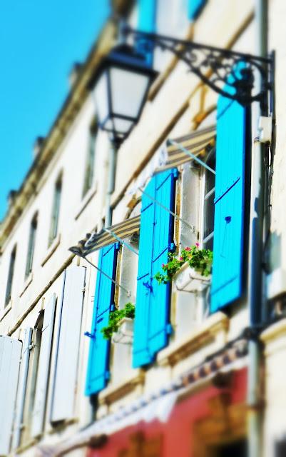 ventana azul Aix en Provence