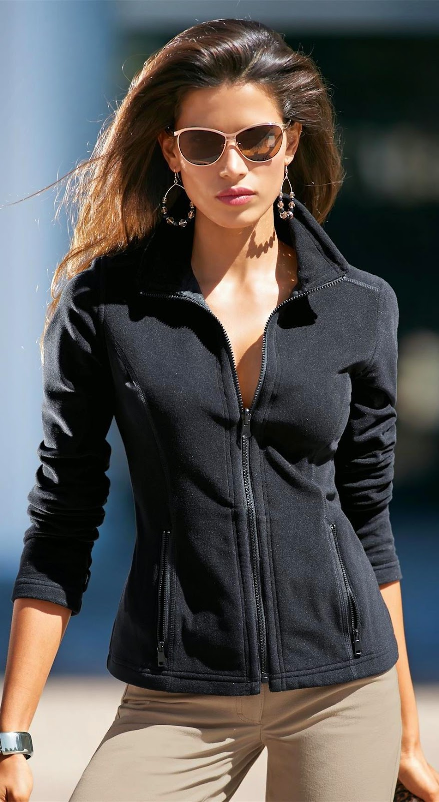 Madeleine Jacket Black