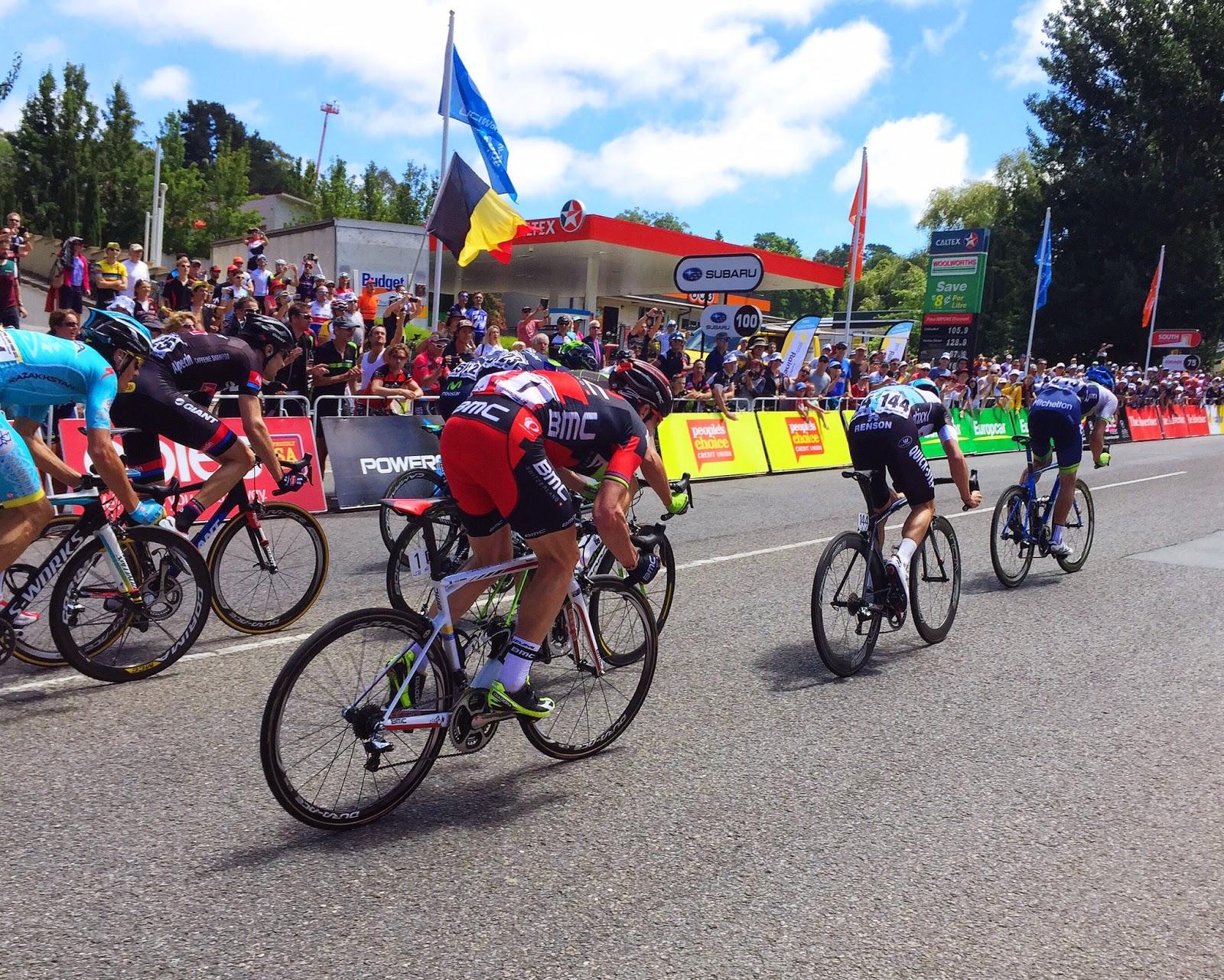 2015 Tour Down Under