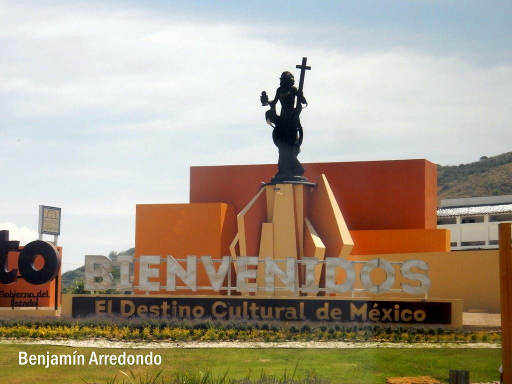 El Bable Los Monumentos De Guanajuato Vistos Por El Bable