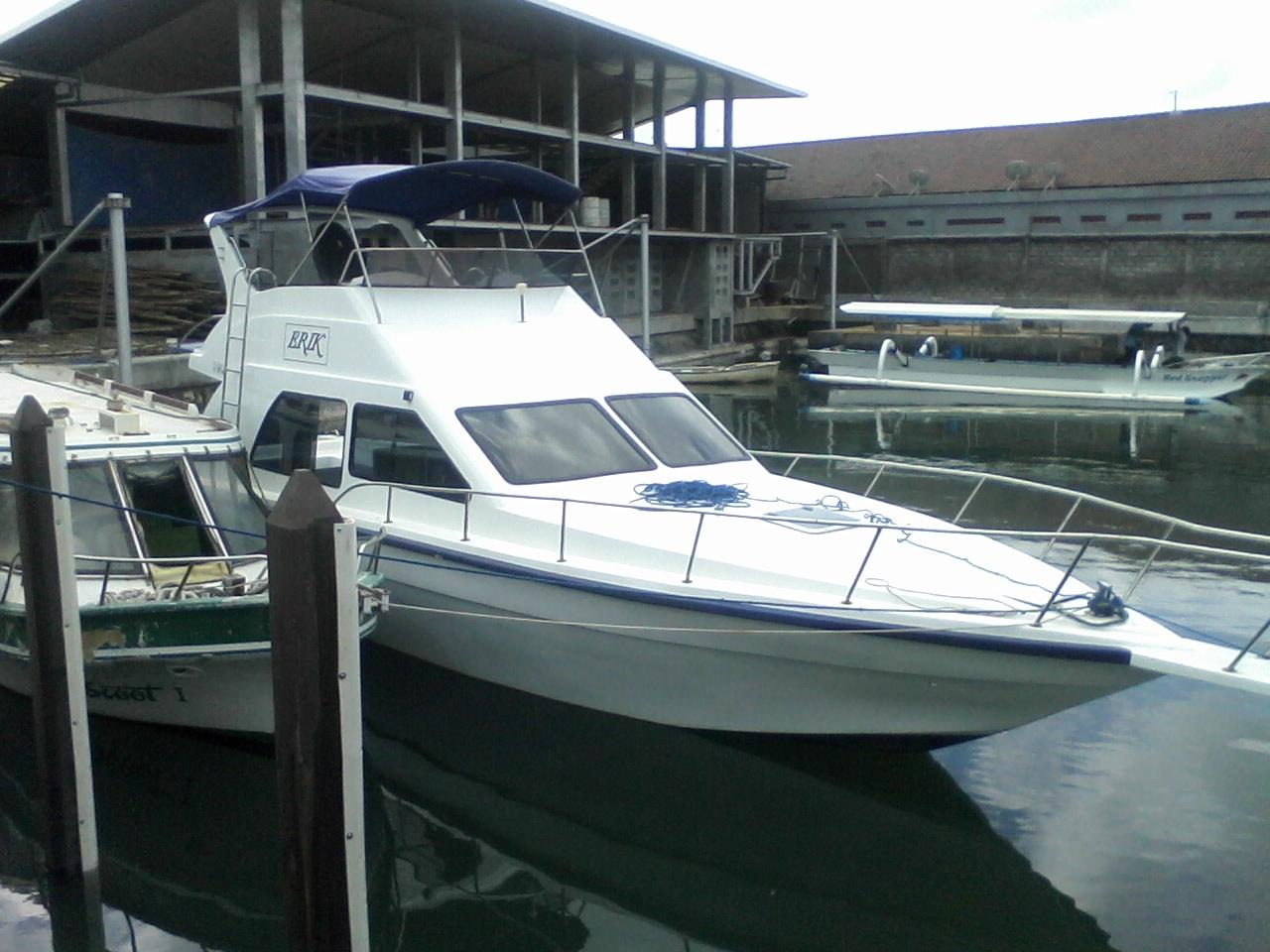 Jual Speed Boat Bagus
