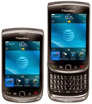 Inilah Spesifikasi BlackBerry Torch 9800