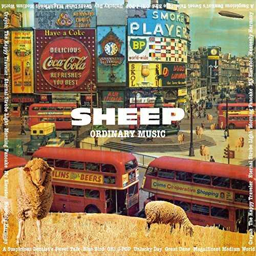 [Album] SHEEP – ORDINARY MUSIC (2015.11.25/MP3/RAR)
