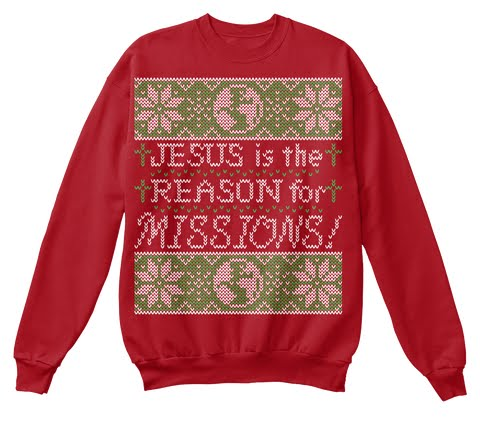 Tacky Christmas Sweat!