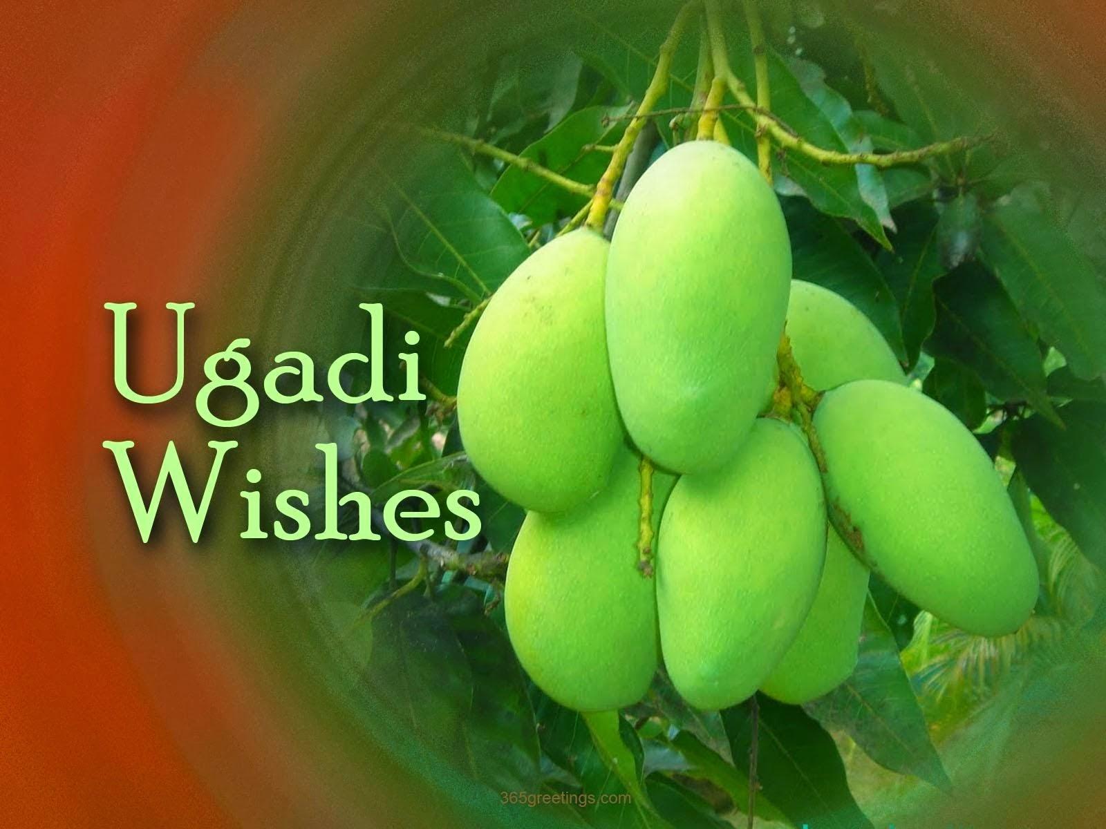 Happy Ugadi, Telugu New Year Wishes HD Wallpapers - HD Wallpaper ...